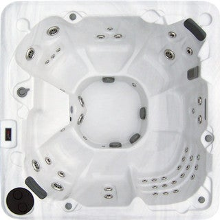 Bayview Spas Monte Carlo 8-person 88-jet Hot Tub