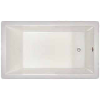 Signature Bath 72-inch x 42-inch x 18-inch Drop-in Bath