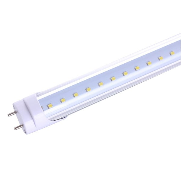 ByPass Balast Type T8 LED Tube Clear Light (Pack of 4)