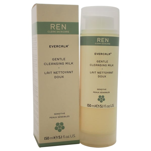 REN Evercalm Gentle 5.1-ounce Cleansing Milk