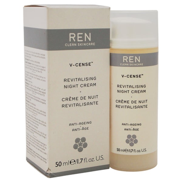 REN V-Cense Revitalising 1.7-ounce Night Cream