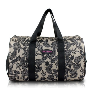 Jacki Design Chic Charm 18-inch Carry-on Duffel Bag