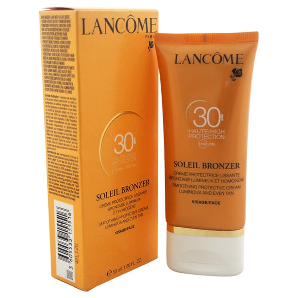 Lancome Soleil Bronzer 1.69-ounce Protective SPF 30 Cream