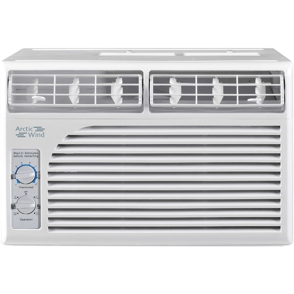 Arctic Wind AW5005M 5,000 BTU Window Air Conditioner With Mechanical Controls 19265622