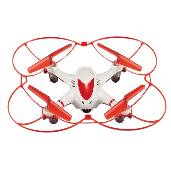 Riviera RC White Nano Cam HD Quadcopter Drone