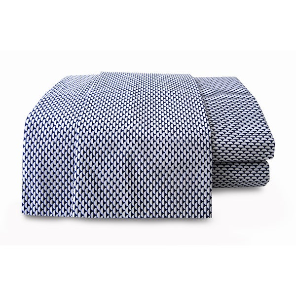 Organic Printed Sheet Set