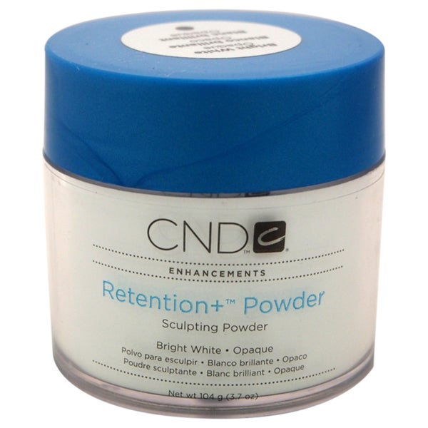 CND Retention + Powder Sculpting Powder Bright White 3.7-ounce Nail Care 19267492