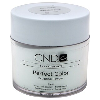 CND Perfect 3.7-ounce Color Sculpting Powder Clear