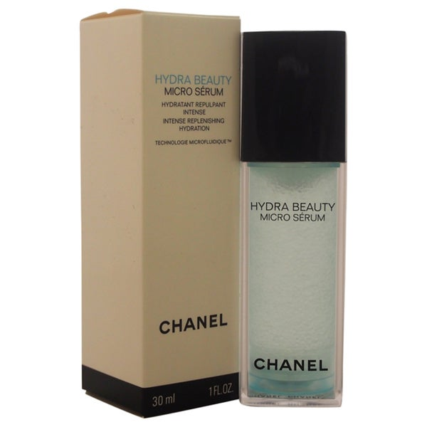 Chanel Hydra Beauty Micro Intense Replenishing Hydration 1-ounce Serum