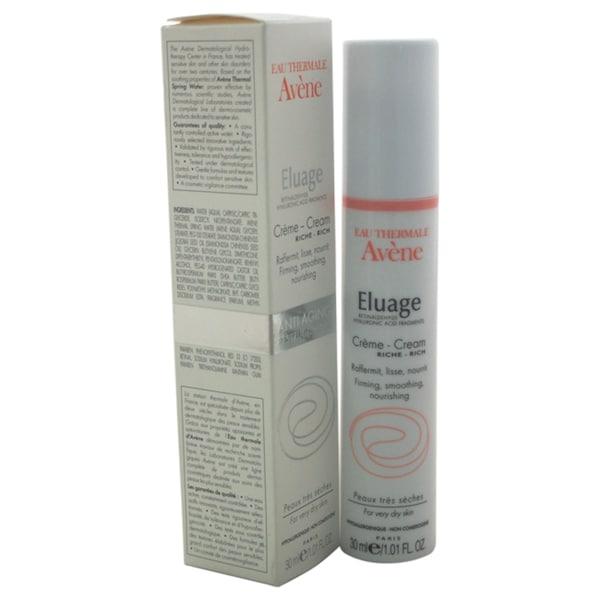 Avene Eluage Rich Cream Eau Thermale 1.01-ounce Cream