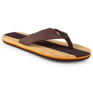 Vance Co. Men's Lightweight Casual Flip Flop Sandals