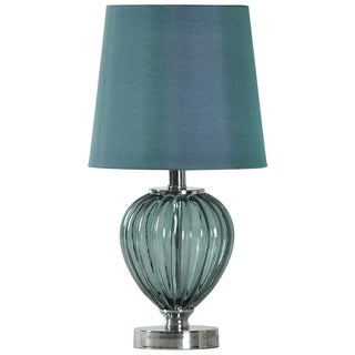 Journee Home 'Glass Balloon' 18.75-inch Glass Table Lamp