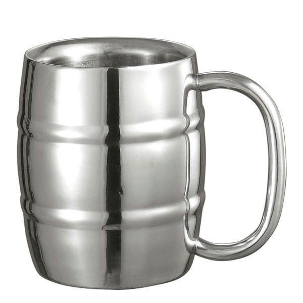 Visol Little 9-ounce Cooper Double Walled Stainless Steel Mug 19268562