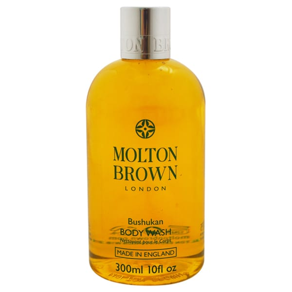 Molton Brown Bushukan 10-ounce Body Wash