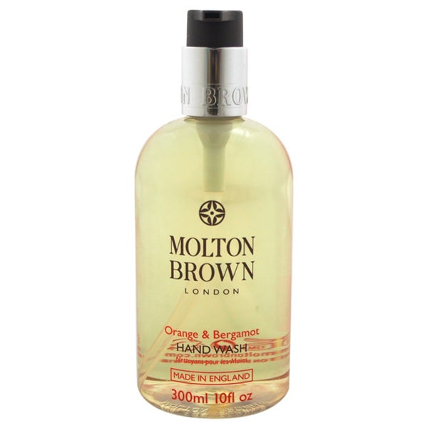 Molton Brown Orange & Bergamot 10-ounce Hand Wash