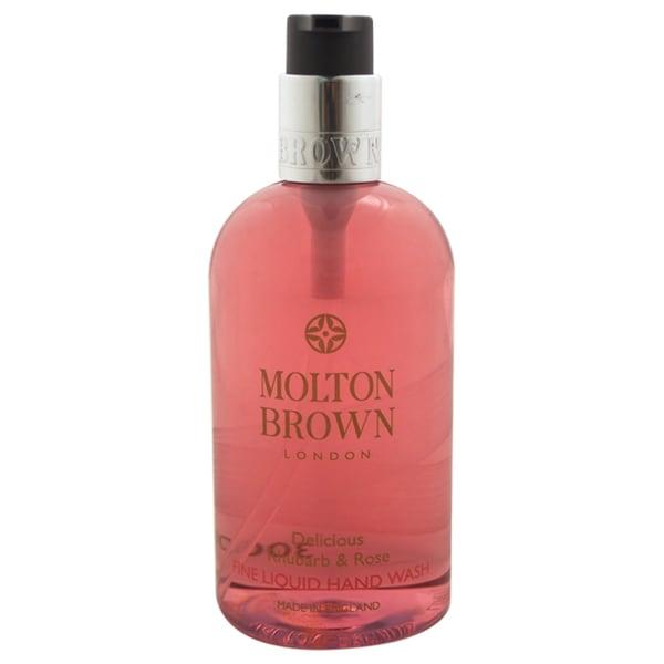 Molton Brown Delicious Rhubarb & Rose Fine 10-ounce Liquid Hand Wash