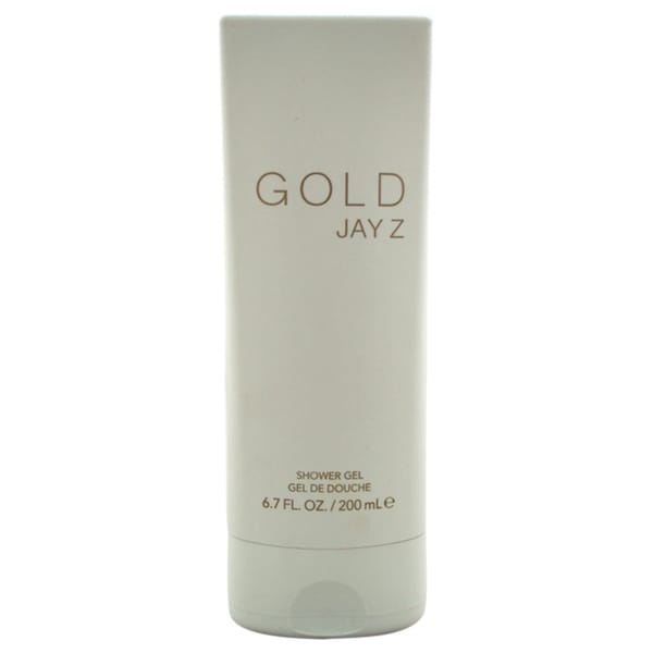 Jay Z Gold 6.7-ounce Shower Gel