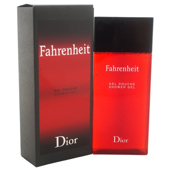 Christian Dior Fahrenheit 6.8-ounce Shower Gel