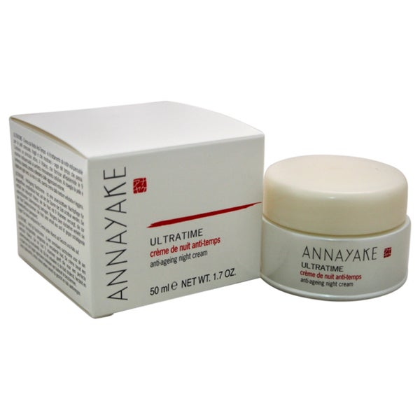 Annayake Ultratime Anti-Ageing 1.7-ounce Night Cream