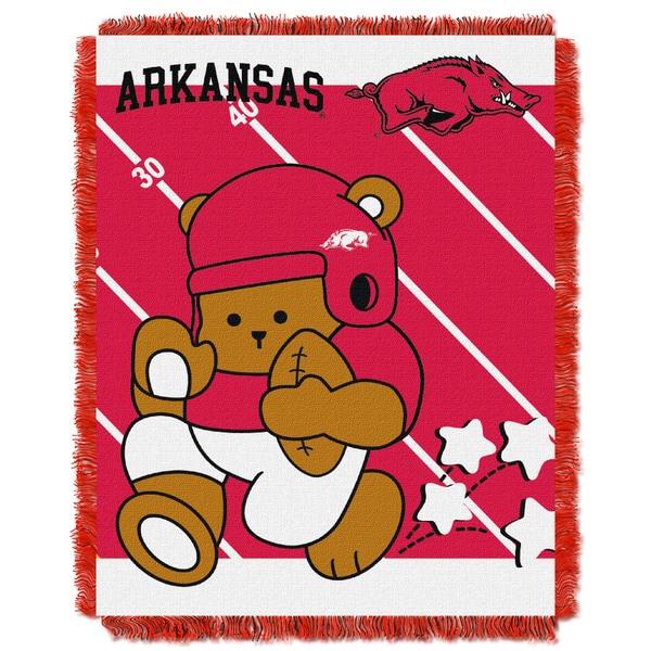 Multi-color Acrylic Arkansas Baby Blanket