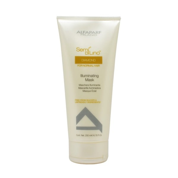 Alfaparf Semi Di Lino Diamond Illuminating Mask