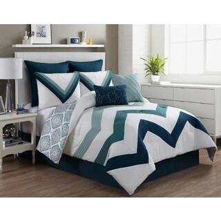 VCNY Kika 8-piece Comforter Set