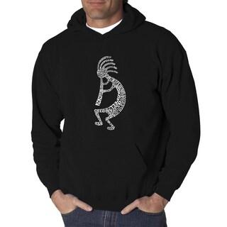 Men's Kokopelli Hooded Sweatshirt