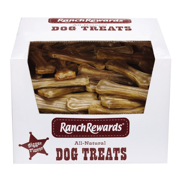 Ranch Rewards Press Rawhide Bones