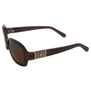 Kate Spade Cheyenne/P/S/ JEVP VW - Brown Polarized by Kate Spade for Women - 55-15-130 mm Sunglasses