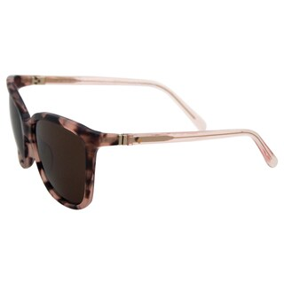 Kate Spade Kasie/P/S RS3 VW - Havana Rose Polarized by Kate Spade for Women - 50-17-125 mm Sunglasses