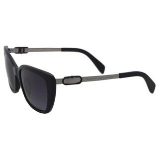 Marc Jacobs MMJ 493/S 284HD - Black Ruthenium by Marc Jacobs for Women - 55-18-140 mm Sunglasses