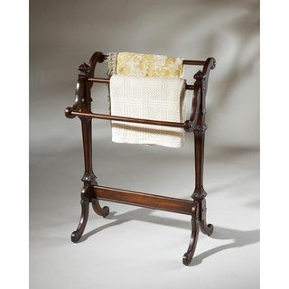 Butler Newhouse Plantation Cherry Blanket Stand