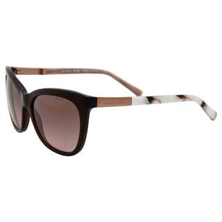 Michael Kors MK 2020 311714 Adelaide II - Dark Brown Pink Marble by Michael Kors for Women - 56-17-135 mm Sunglasses