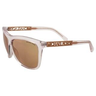 Michael Kors MK 6010 3014R1 Benidorm - Rose Gold Crystal by Michael Kors for Women - 59-12-135 mm Sunglasses