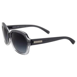 Michael Kors MK 6037 312411 Mitzi III - Smoke Clear Gradient by Michael Kors for Women - 57-16-135 mm Sunglasses