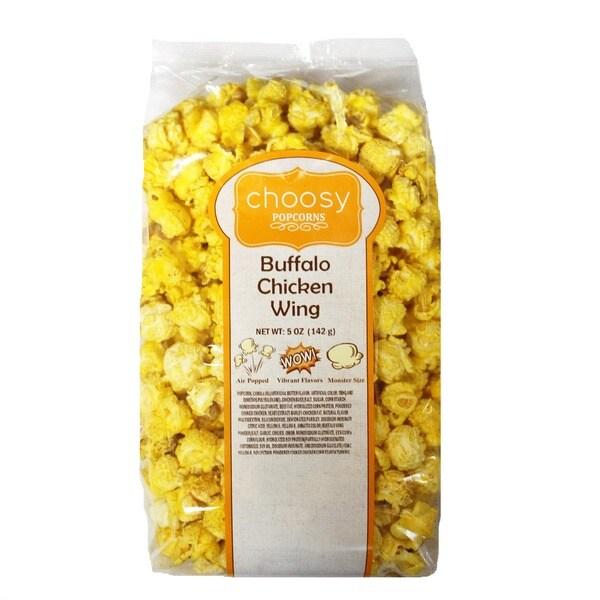 Choosy Chocolates Buffalo Chicken Popcorn