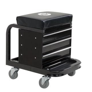 Omega 92450 450-pound Mechanic Toolbox Seat
