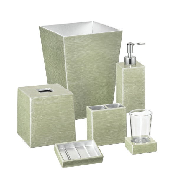 Mike & Ally Venetian Designer Hand Enamelled Bath Accessory Collection