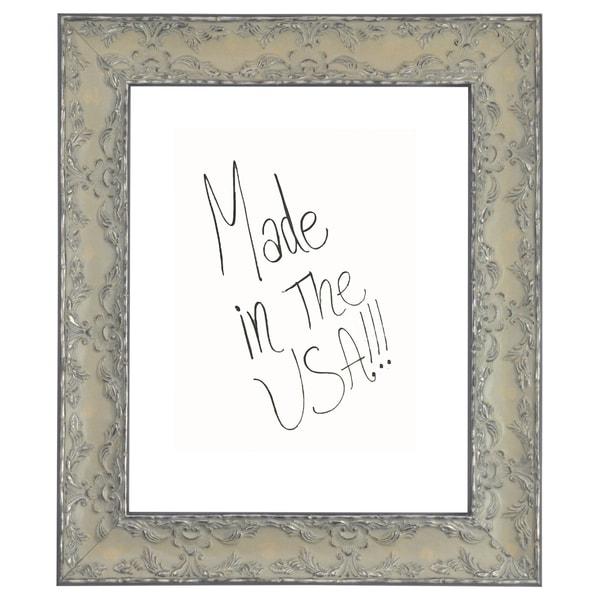 American Made Rayne Maclaren Pewter Dry Erase Board