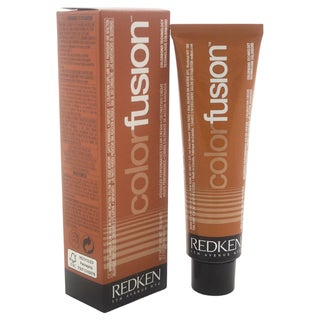 Redken Color Fusion Color Cream Natural Fashion # 7CR Copper/Red Hair Color