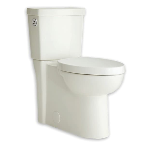 American Standard Studio Activate White Porcelain Touchless-activation Toilet