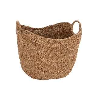 Multicolor Sea Grass Basket
