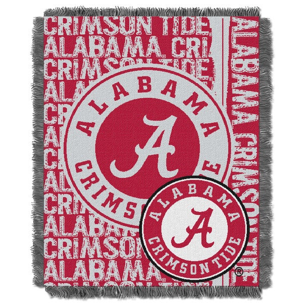 The Northwest Company Alabama Multi-color Acrylic Woven Jacquard Throw