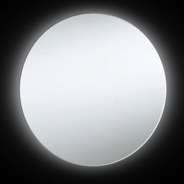 Dainolite 35-watt 30-inch Round Backlit Mirror