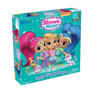 Briarpatch Shimmer and Shine Genie Friends Forever Game