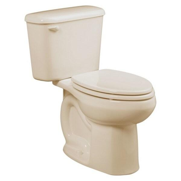 American Standard Colony Rh El 10R 6L Combo 221AB.004.021 Bone Porcelain Toilet
