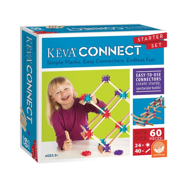 Mindware KEVA Connect Starter Set