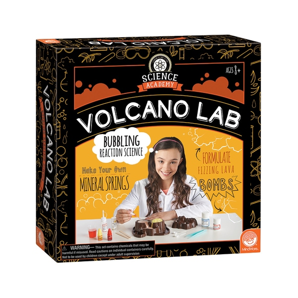 Mindware Science Academy Volcano Lab