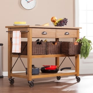 Upton Home Laine Kitchen Cart