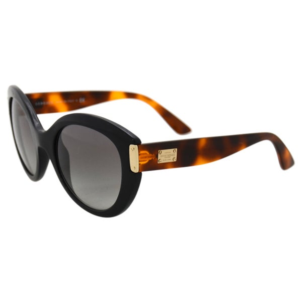 Versace VE 4310 GB1/11 - Black/Grey by Versace for Women - 55-23-140 mm Sunglasses